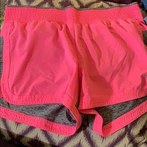 Large women's Xersion shorts